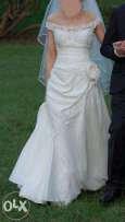 bac76932ac Suknia ślubna Pronovias Joanna