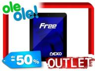"OUTLET! TABLET  NEXO NAV FREE 8"" 8GB ANDROID!"