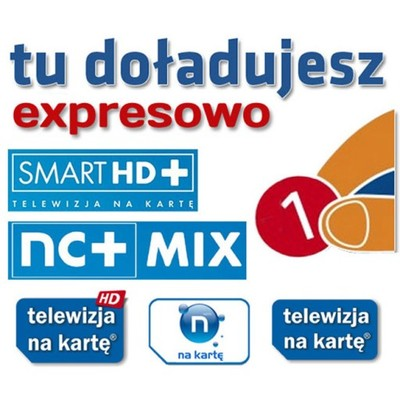 Telewizja N Na Karte Doładowanie.Doładowanie Tnk Smart Hd Telewizja Na Kartę 6 M