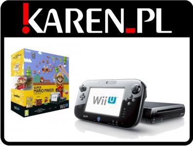 Nintendo Wii U Premium Super Mario Maker Figurka 5749241055 Oficjalne Archiwum Allegro