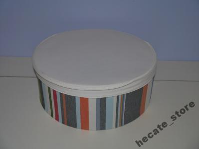 462nn Okrągłe Pudełko Dekoracyjne Ozdobne Ikea 4800441811