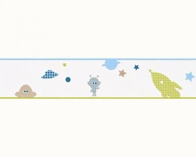 border pasek Rakiety Ufo i Kosmici 94126-1 kosmos