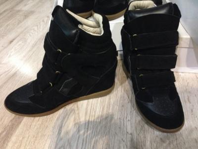 Isabel Marant Sneakers Trampki Koturna Wedge 35 41 5157243503 Oficjalne Archiwum Allegro