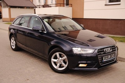 Audi A4 Avant 2 0tdi 177ps Led Mmi Quattro Igla 6788659682 Oficjalne Archiwum Allegro