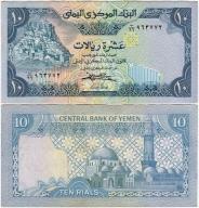 Jemen, 10 Rials br. (1983), P. 18b