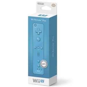 Wii Remote Plus Niebieski Nowy   GameOne