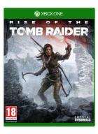 Rise of Tomb Raider  PL XBOX ONE
