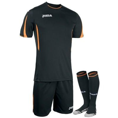 d3b72a645e933 Komplet strój piłkarski Joma Roma czarny L - 6588743353 - oficjalne ...