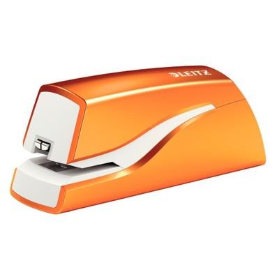Zszywacz elektryczny Leitz WOW 5566 pomarańczowy