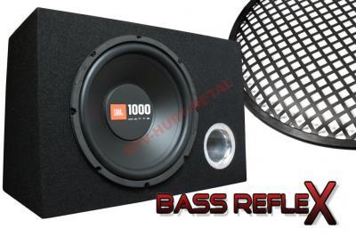 skrzynia basowa subwoofer - głośnik JBL CS 1214