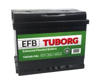 AKUMULATOR TUBORG STARTSTOP EFB 60AH 560A P+