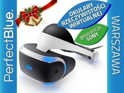 Playstation Vr Ps4 Gogle Okulary Warszawa Od Ręki 6651377500