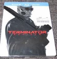 Blu-Ray 3D: Terminator Genisys (2015) 3D Steelbook