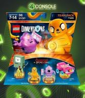 LEGO DIMENSIONS-TEAM PACK 71246 - ADVENTURE TIME