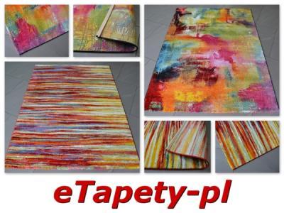 Groovy Dywany Nowoczesne Kolorowe At Kj19 Getclopa