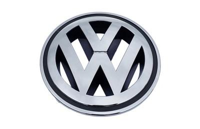 ZNAK ZNACZEK LOGO PRZÓD VW PASSAT B6 15CM HIGHLINE