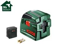 Laser Do Płyt K-G BOSCH laser krzyżowy PCL 10