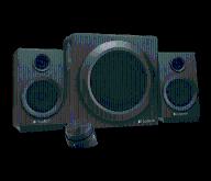 Głośniki Logitech Z333 2.1 40W BCM