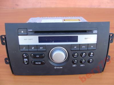FIAT SEDICI 07R SX4 RADIO CD