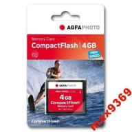 AgfaPhoto Compact Flash, 4GB