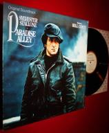 SYLVESTER STALLONE /TOM WAITS - PARADISE ALLEY LP