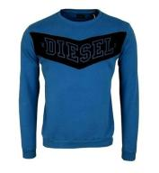 BLUZA DIESEL SPARTY SWEAT-SHIRT [M] SALE [-52%]