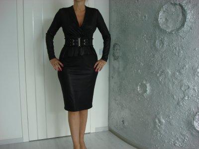 f56666c983 LASAGRADA CZARNA SUPER SUKIENKA !!! roz 42 - 6197180206 - oficjalne ...