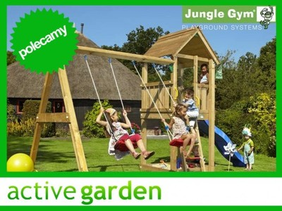 Plac Zabaw Country Club Jungle Gym Active Garden