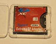 Adapter karty SD do Compact Flash Type I UDMA