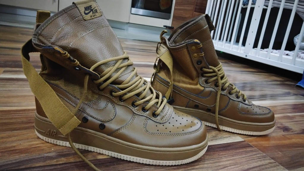 Nike Air Force 1 Special field urban utility
