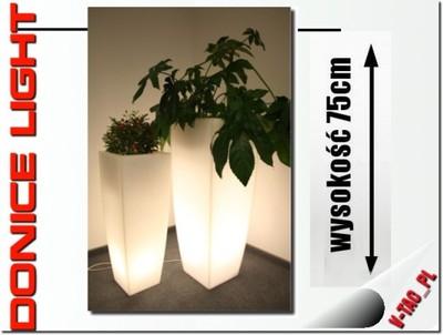 Lampa Stojąca Duże Donice Do Salonu Dom Ogród Px