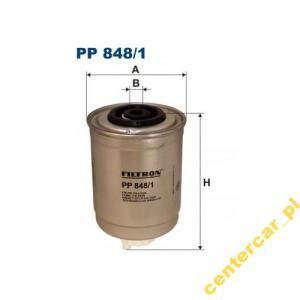 FILTR PALIWA FORD TRANSIT 2,5D PP848/1