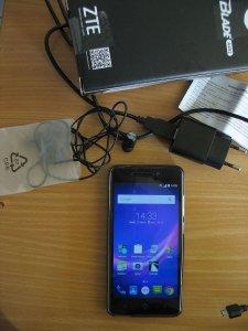 a2137ea4c ZTE Blade A452 - mocna bateria, 5 cali, stan bdb - 6383290871 ...