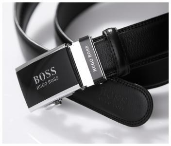 4b7a46d826d2 czarny klasyczny HUGO BOSS automat rozS-XL prezent - 6112445986 ...