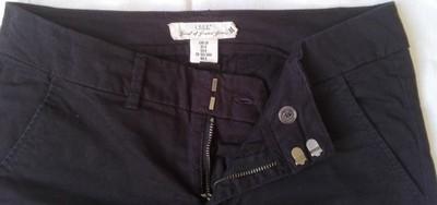H&M L.O.G.G Spodnie damskie r. 36 CHINOS