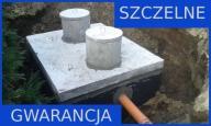 SZAMBA, SZAMBO BETONOWE 2-12m3WARSZAWA- PRODUCENT
