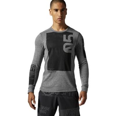 41c8e192 Koszulka Reebok CrossFit męska termoaktywna XL - 6689028967 ...