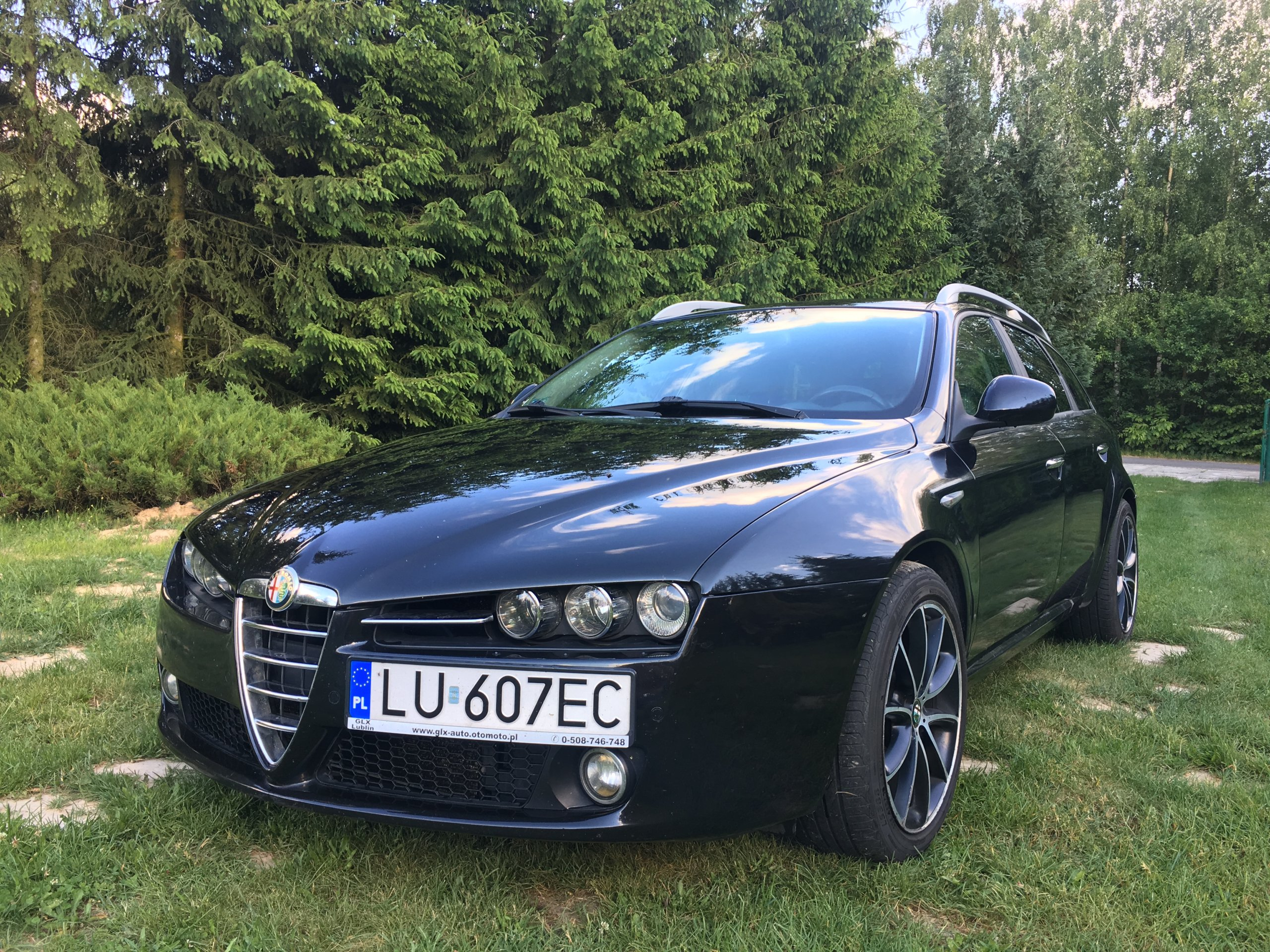 Sprzedam Alfa Romeo 159 oficjalne archiwum allegro