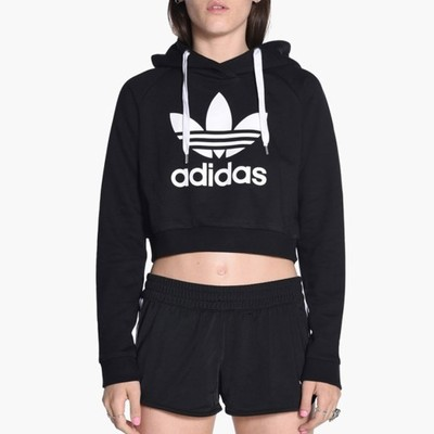 Bluza adidas Originals TREFOIL CROP BP9478 r. 38