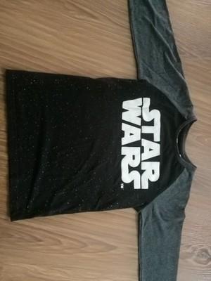 bluzka t-shirt 134/140 c&a star wars