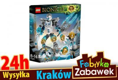 Nowość Lego Bionicle 71311 Kopaka I Melum Kraków 6119504988