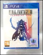 PS4 FINAL FANTASY XII NOWA FOLIA