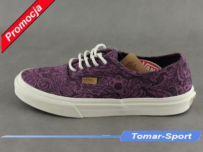 vans authentic damskie