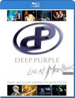 DEEP PURPLE Live At Montreux 2006 BLU-RAY Nówka