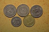 Cypr - 5 monet mało powtórek - BCM