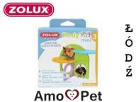 Zolux RodyKit Mini 3 plac zabaw dla chomika