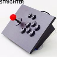 KONTROLER DO GIER ARCADE STICK AUTOMAT USB CZARNY