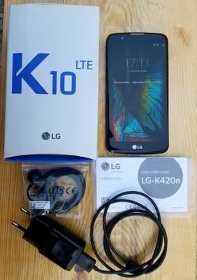 LG K10 LTE   ideał+ Gratis!