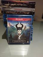 CZAROWNICA / MELIFICENT - Blu-Ray 3D/2D Disc