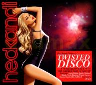 HED KANDI: TWISTED DISCO (DIGIPACK) [2CD]